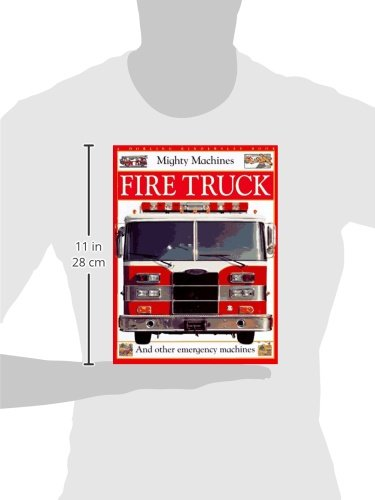 Fire Truck (Mighty Machines)