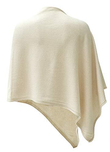 Buy beige poncho sweater