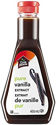 Club House, Quality Baking & Flavouring Extracts, Pure Vanilla, 4