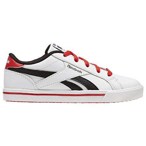 Black Bd2505 Reebok Deporte Blanco De Red Zapatillas white Niños nnrBTq0x