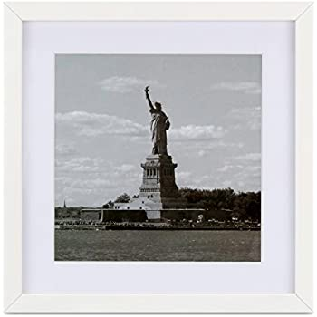 Amazon.com - Americanflat 11x11 Black Picture Frame - Display ...