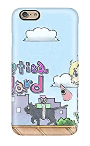 2773289K34498314 Hot Design Premium Tpu Case Cover Iphone 6 Protection Case(nichijou)