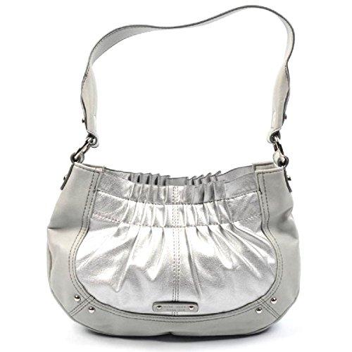 Nine West Womens Handbag 157904 SILVER MINER