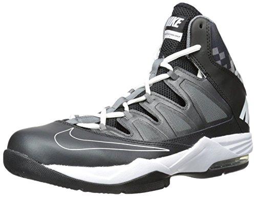 Mens Nike Air Max Stutter Step Basketball Shoe Black/Dark...