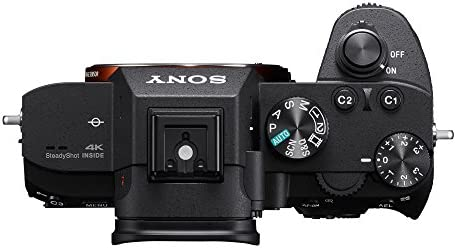 Sony a7 III ILCE7M3/B Full-Frame Mirrorless Interchangeable-Lens Camera with 3-Inch LCD, Black 41uiV14PhhL