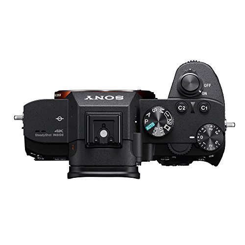 Sony a7 III Mirrorless with LCD, Black