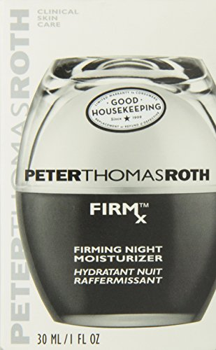 Peter Thomas Roth Firmx Firming Night Moisturizer, 1.0 Fluid Ounce Alba Botanica ACNEdote Clean n Treat Towelette-30 ct
