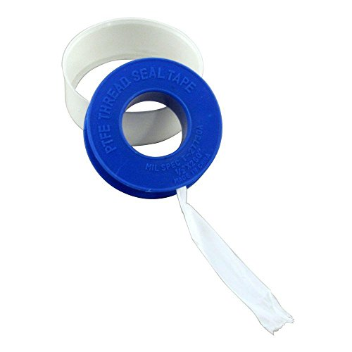 - Westbrass D4301-40 1/2-Inch x 260-Inch Pipe Joint Tape