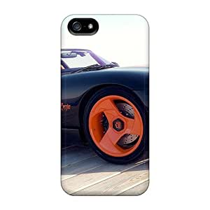 CollectingCase Perfect Tpu Case For Iphone 5/5s/ Anti-scratch Protector Case (dodge Viper Rt/10 On Boardwalk)