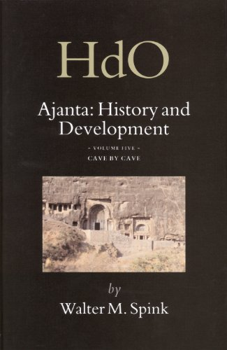 Cave by Cave (Ajanta: History and Development) (v. 5)