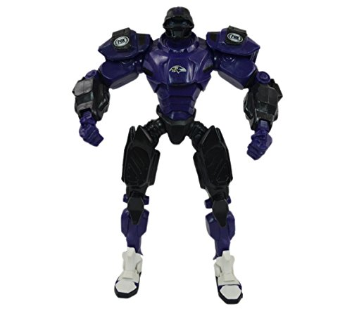 Official National Football Fan Shop Authentic NFL Fox Sports Cleatus Robot (Baltimore Ravens)