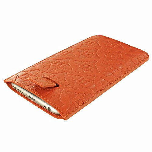 PIELFRAMA 690N Pull Case Apple iPhone 6 Plus in orange