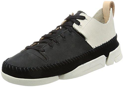Femme 5 35 maple Beige Clarks Sneakers Nbk black Trigenic Flex Eu Noir Basses Combi 0xwnqI8a
