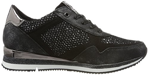 Marco Tozzi Ladies 23701 Sneaker Nero (pettine Nero)