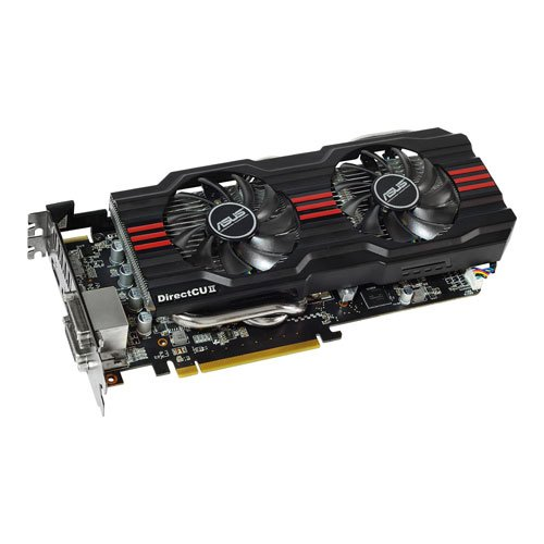ASUS Graphics Cards with ASUS Exclusive DirectCU Thermal Solution (HD7870-DC2TG-2GD5-V2)