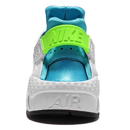 Blue Green Nike Shoes Women's Air White Gymnastics White Gamma Run elctrc Huarache SBp641Sq