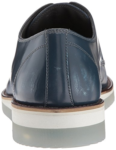 Steve Madden Men's Intern Oxford Blue Leather outlet get authentic clearance get authentic qAbqBZH5p