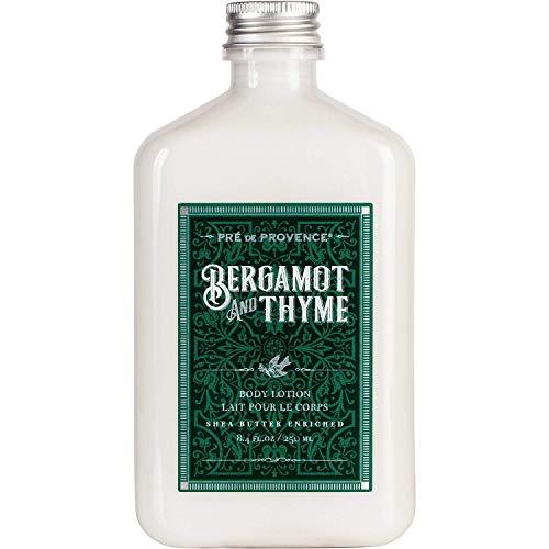 Pre De Provence Men's Fragrance Body Lotion - Bergamot & Thyme