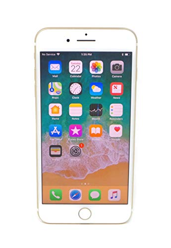 Apple iPhone 7 Plus, 256GB, Gold - For T-Mobile (Renewed)