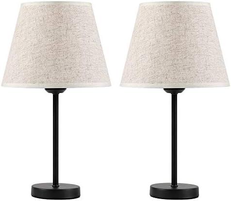 Office Elegant Nightstand Lamps Bedside Desk Lamp for Living