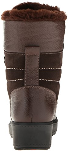 Pajar Donna Hannah-a Boot Bison Marrone Scuro / Suede Choco