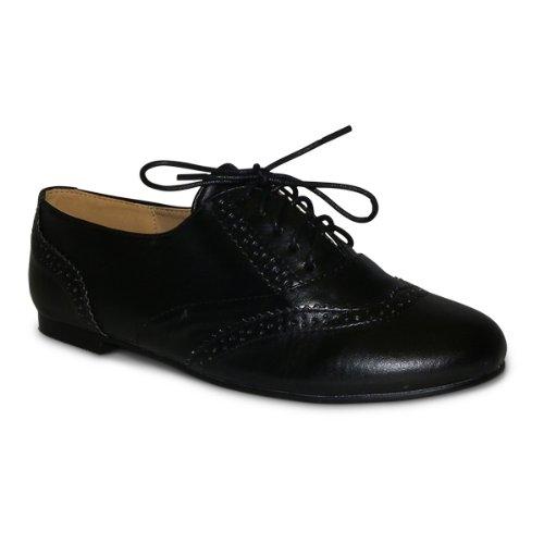 El nuevo para mujer pantallas planas o zapatos de panel de encaje innovadora funda tipo libro ...