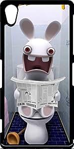 Carcasa Sony Xperia Z2conejo conejo AU higiénico