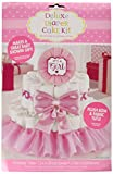 Amscan Baby Shower Deluxe Diaper Cake Dec. Kit - Girl