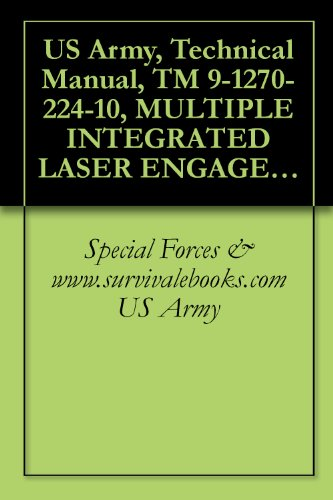 US Army, Technical Manual, TM 9-1270-224-10, MULTIPLE for sale  Delivered anywhere in USA