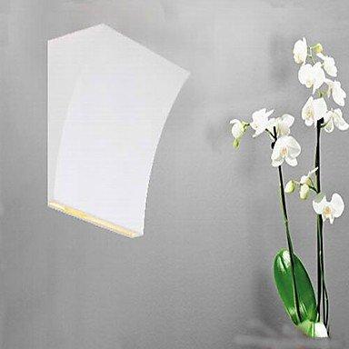 MSAJ-Lampade da parete minimalista moderno Moderno Lights Box parete personalità creativa Bending lampade a LED Tensione  220 - 240V