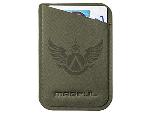 Magpul DAKA Micro Wallet MAG762 ODG Laser Engraved Spartan Shield Wings