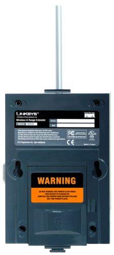 Linksys Wireless-G Range Expander WRE54G - Repeater - external