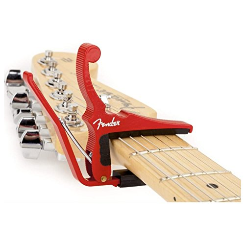 Fender 0990408009 Quick Change Capo Red product image