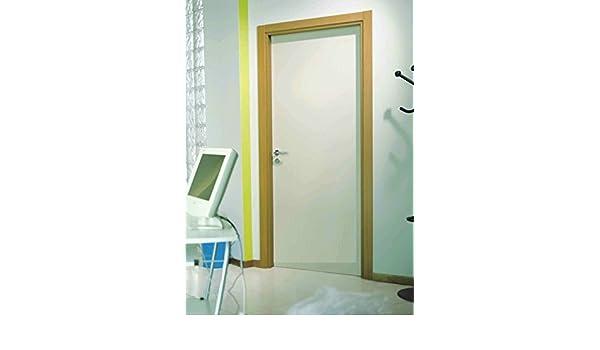 Puerta laminado Plastico piomabta Lamina de plomo para ospedali – Radiologia – dentista – Beige – 80 x 210 – Apertura Derecha: Amazon.es: Bricolaje y herramientas
