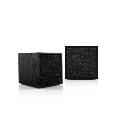 Tivoli Audio Cube Stereo in Black