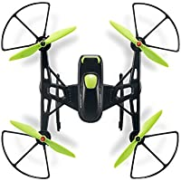 Owill JJRC X2 Brushless RC Quadcopter 2.4G 4CH 6-Axis Gyro Headless Mode/Long Control Distance For Stimulating Flying (Black)