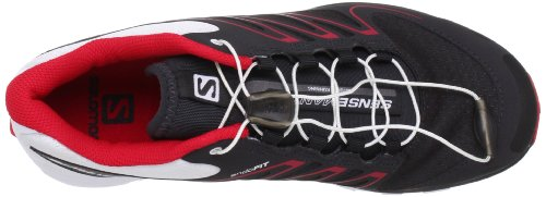 Salomon Sense Mantra Womens Shoes - Asphalt White Dynamic - UK 7.5