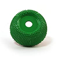 "2"" Power Carving Cup Rasp (Coarse Grit)"