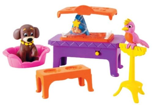 Dora's Talking House Furniture - Pet Set