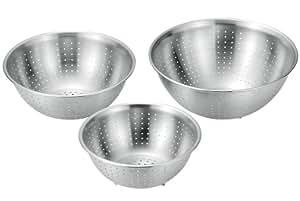 Ashizukeana autumn bowl three sets 16cm / 18.5cm / 21cm AB-3