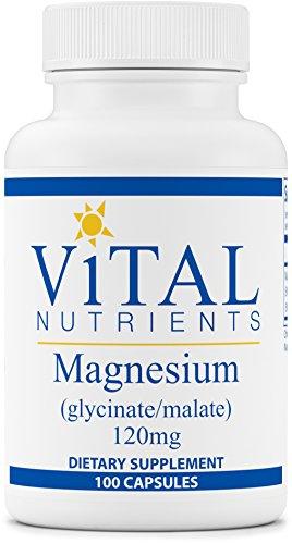 Vital Nutrients Magnesium Glycinate Individuals