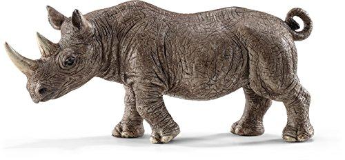 Schleich 14743 - Nashorn, Tier Spielfigur