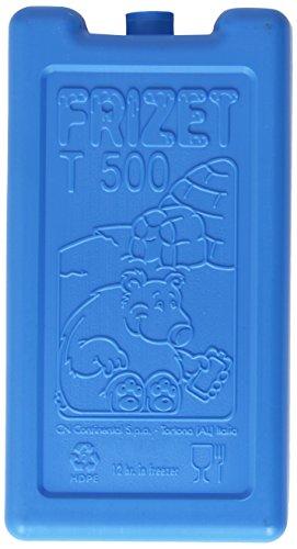 Frizet T500 Acumulador de frío, 500 ml, paquete de 2: Amazon.es ...