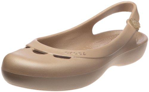 Crocs gold Con Talón Jayna Para Mujer Zapatos Descubierto Oro CwzvrCq