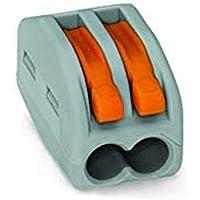 Wago WAG51201124-10/222412 aansluitklemmen 2 x 2,5 mm², 10 stuks