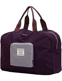 Travel Duffel Bag Luggage Bag Tote Handbag Carry on Storage Bag