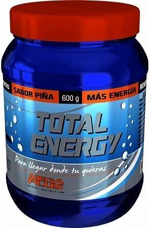 Mega Plus Total Energy Piña - 600 gr: Amazon.es: Salud y ...