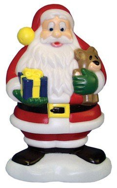General Foam Yard Decor Santa 18''