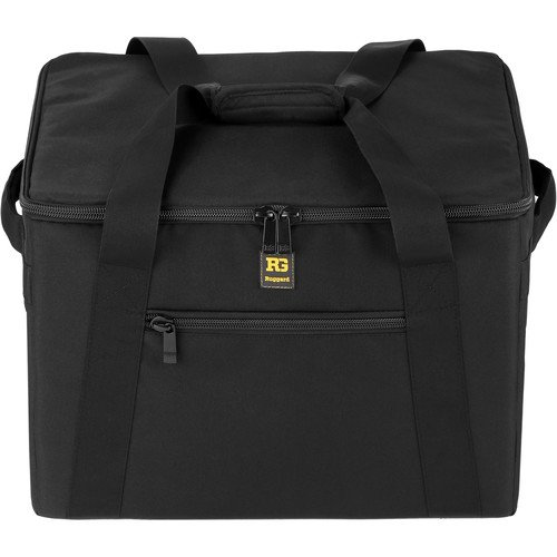 Ruggard Folding Padded Printer Carrying Case (Black)
