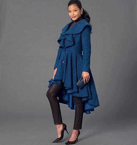 Ruffle Tweed Jacket - 5